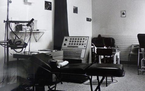 Service EEG années 1980