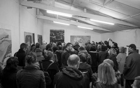 Vernissage exposition SAIMM 2015